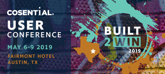 Built2Win Conference, May 6-9, 2019